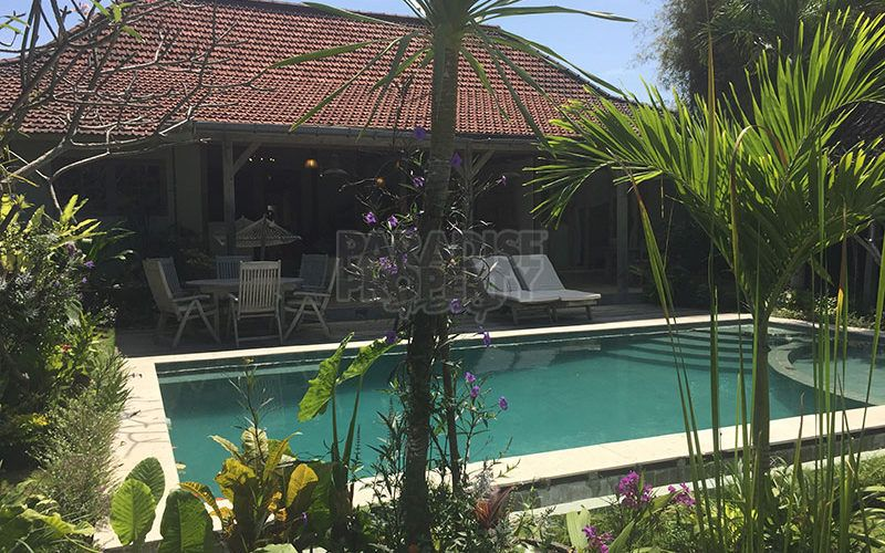 Magnificent 5 Bedroom Villa Available for Annual Rent in Kerobokan