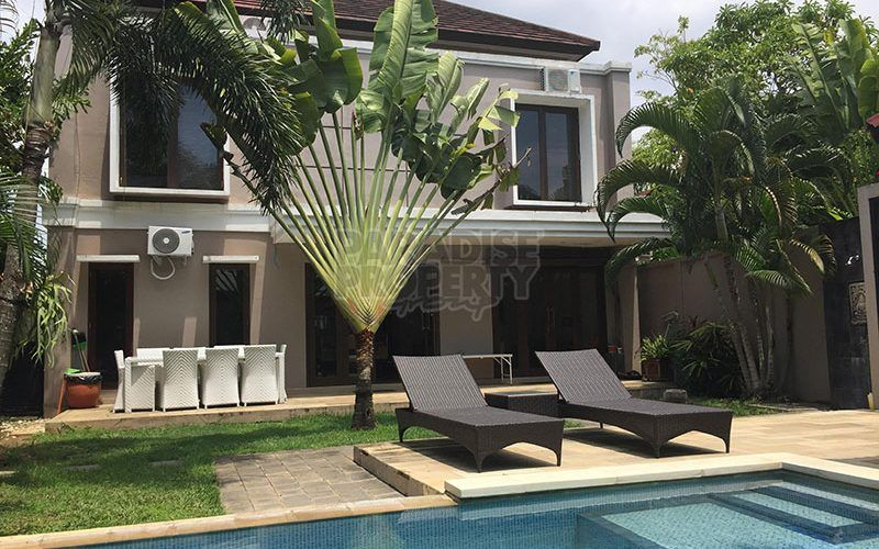 4+2 Bedroom Villa available for Rent in Berawa