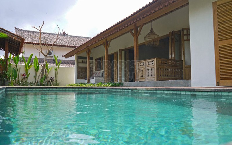 New 3 Bedroom  Leasehold Villa 25 Years With Beautiful Ambiance in Babakan, Canggu