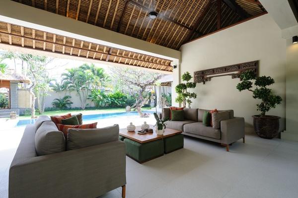 Now Reduced in Price! Uniquely Designed 3 Bedroom Villa for Sale in Sanur Bali