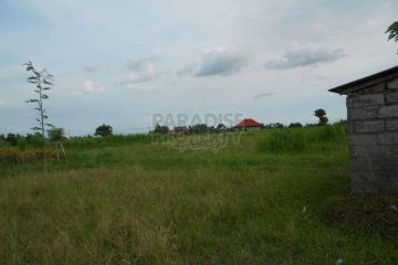 300 Square Meter Land for Sale in Gianyar with PT Business License