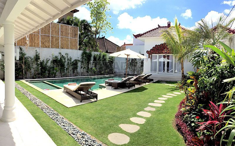3 Bedroom Newly Built Villa Available for Sale in Oberoi, Seminyak