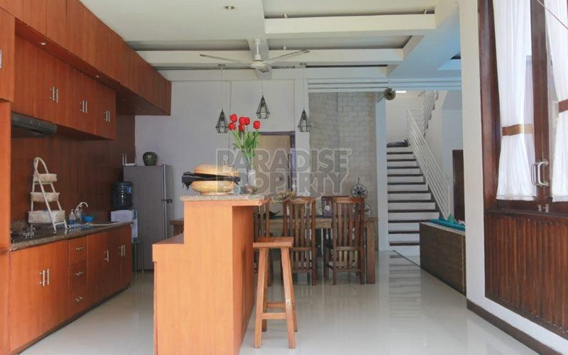 Dijual Villa SHM Dalam Jarak Berjalan Kaki ke Pantai Sanur