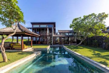 Luxury 8 Bedroom Two Villa Complex in Prime Location of Tabanan