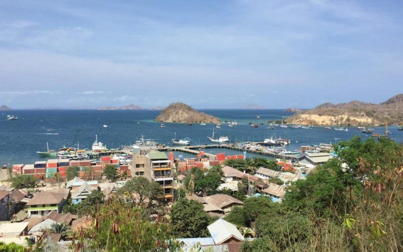 Stunning Freehold Land with 180 view in Labuan Bajo, Flores