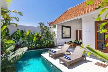 Minimalist One Bedroom Villa for High Returns in Seminyak with Pondok Wisata