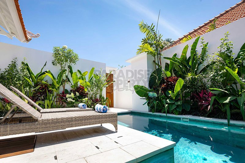 Minimalist One Bedroom Villa For High Returns In Seminyak