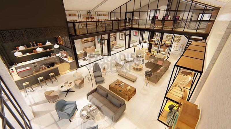 Large Commercial Space in Kerobokan