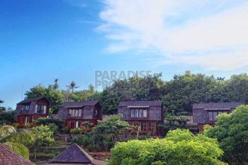 Impressive Eco Sustainable 7 Villa Beachfront Resort On Nusa Ceningan