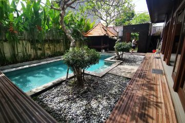Brand New 3 Bedroom Villa in Umalas for Yearly Rental