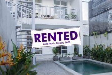 Brand New 1 Bedroom Apartments in Kerobokan for Monthly Rental