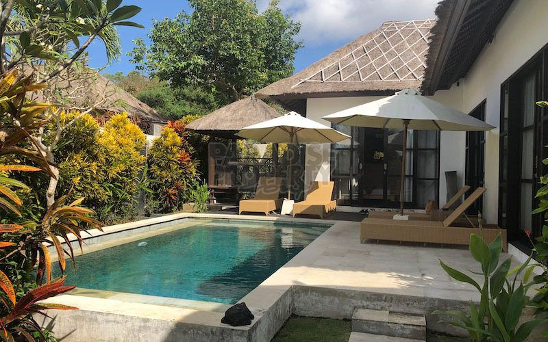 3 Bedroom Villa with 1 Bedroom Bungalow for Lease in Ungasan