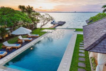 Stunning Waterfront Luxury 3 Bedroom Villa In Tanjung Benoa