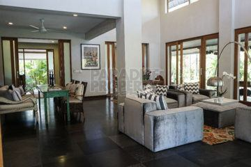 Outstanding Luxury Villa with 3 Bedrooms for Sale (SHM) in Central Canggu Area