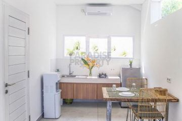 Brand New 1 Bedroom Apartments in Kerobokan for Monthly Rental