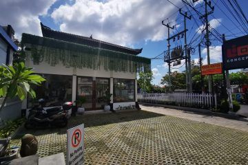 Prime Retail Space in Jl Kerobokan,  on 650sqm Land for 17 Years Lease