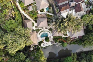 5 Bedroom Riverside Villa in Cepaka, Tabanan 15 Mins from Green School