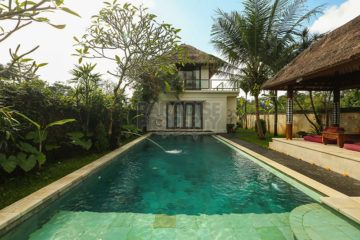 Beautiful 3 Bedroom Villa – Leasehold 2300 sqm – at Pejeng 4.5 km from Ubud Center