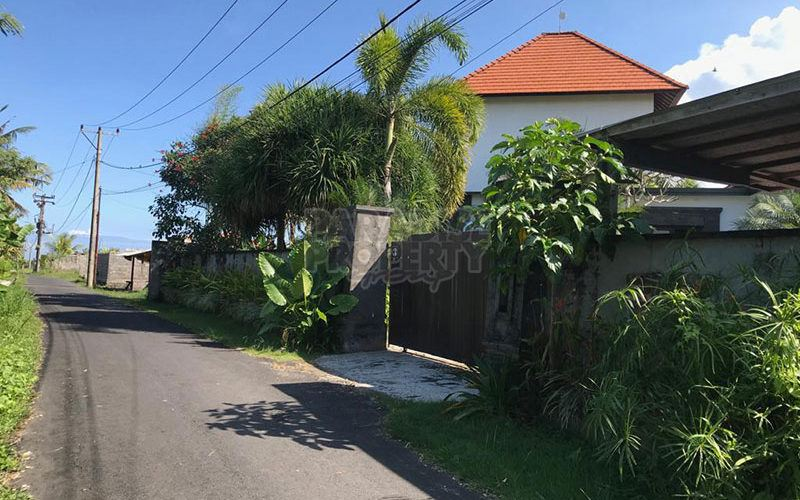 Leasehold Land for 30 Years in Cemagi With Rice Field Views