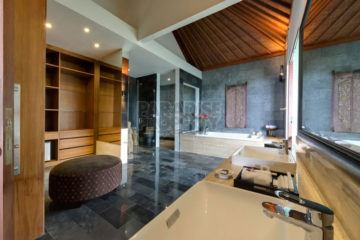 Stylish, Luxury 4 Bedroom Villa with Stunning Uninterrupted Ocean Views in Candi Dasa