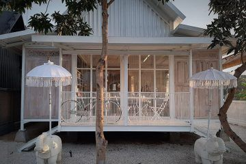 Amazing Novelty – Joglo-Style House made from Durable Steel – Leasehold