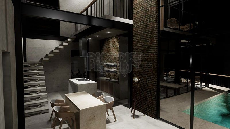 Hot Deal – Modern 2 Bedroom Off-Plan Villa in Pererenan