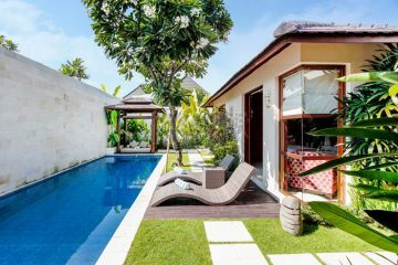 Good Investment 2 Bedroom Leasehold Villa In Legian