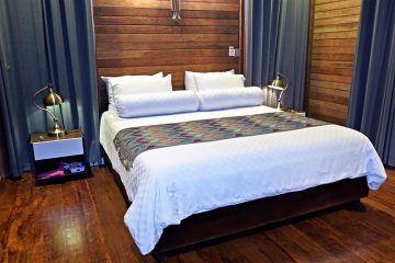 Lovely 2 Bedroom Villa In Quiet Location within meters of Beach in  Nusa Lembongan