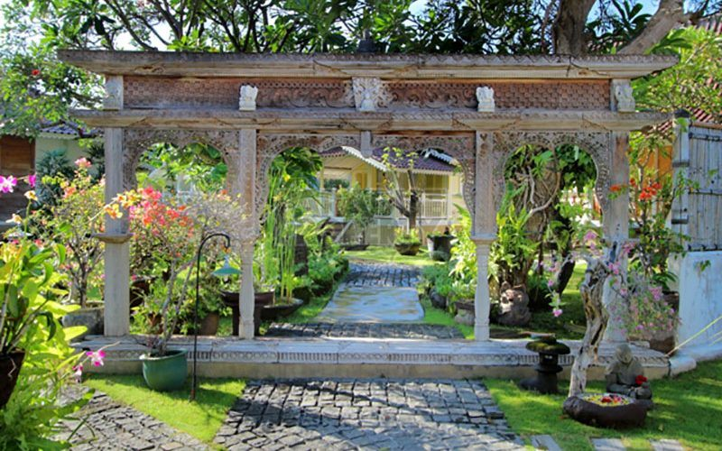 Stunning Unique Villa Resort For Sale in Sanur