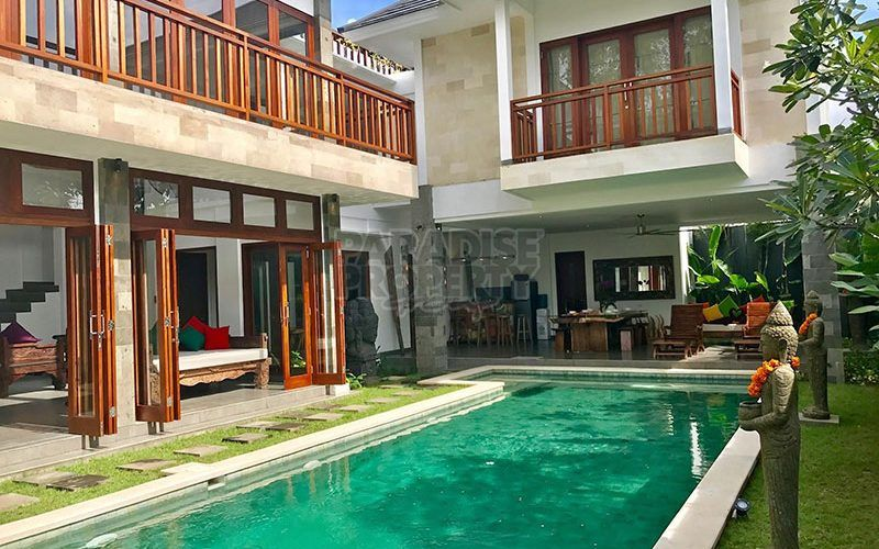 Ideal Investment Villa in Petitenget, Leasehold for 33 Years With Pondok Wisata License