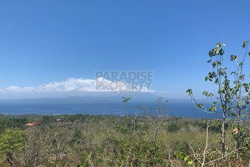 Beautiful Ocean View Housing Development Land In The North of The Famous Island of Nusa Penida