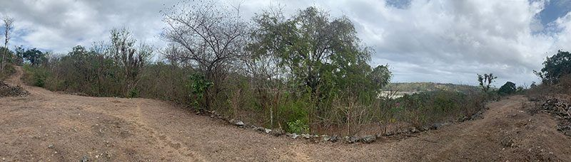 Incredible Opportunity to Own 69.20 Are Land in Nusa Ceningan with Panoramic Views of Nusa Lembongan