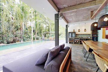 Modern 6 Bedroom Hotel – Stunning Jungle Views – Leasehold – 1.5 km to Ubud Center