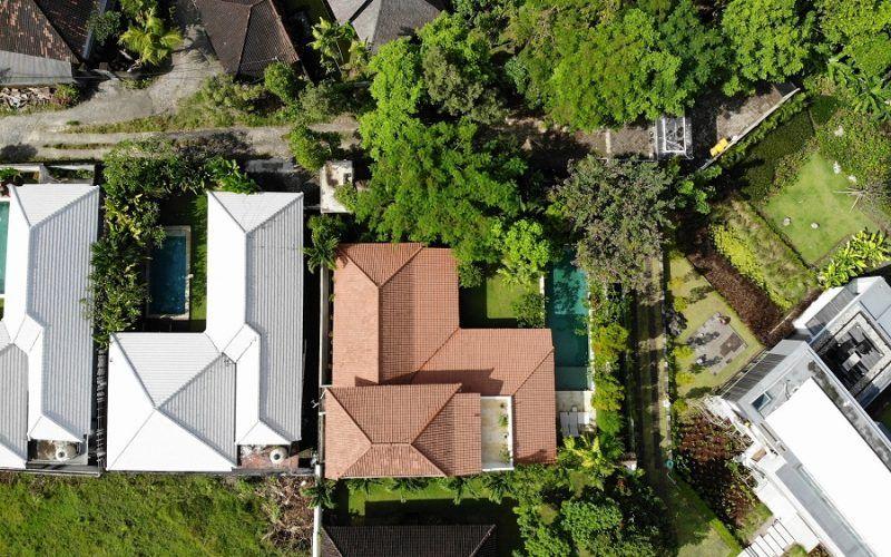 Bohemian 3BR Leasehold Villa 25 Years Views to Greenbelt