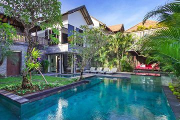 4 Bedroom Leasehold Villa in Seminyak