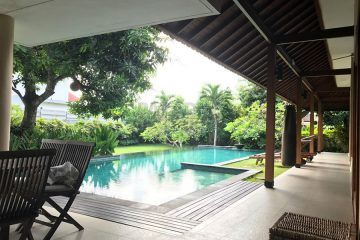 Large Tropical Private Villa on 2000m2 Freehold Land
