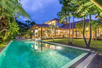 Unique 3BR Villa in Umalas, leasehold for 26 years