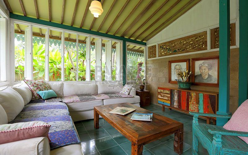 Unique Beautiful Joglo Property in an Extraordinary Villa Complex – Leasehold – West Ubud