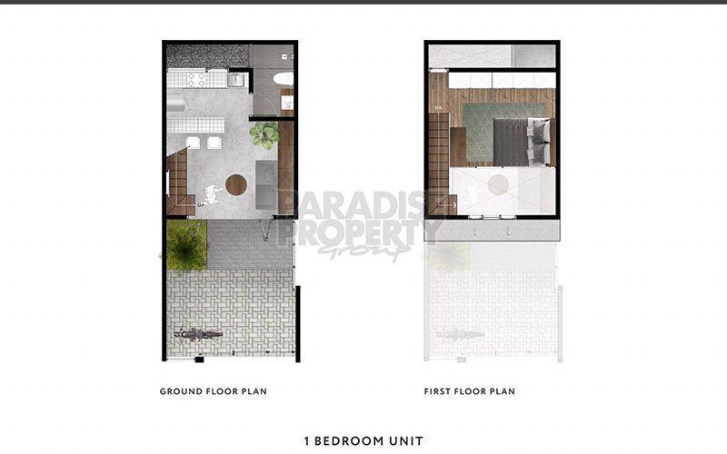 Brand New Loft Style Townhouse