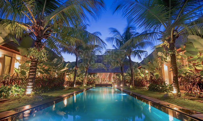 7 Bedroom Boutique Hotel in a Tropical Garden