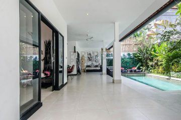 2 Bedroom Yearly Villa Rental in Mertanadi, Kerobokan