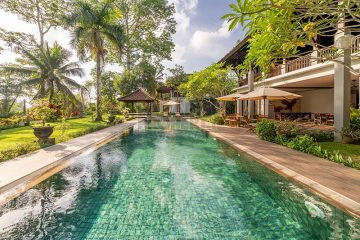 A Tranquil Designer 8 Bedrooms Villa in The Heart of Ubud