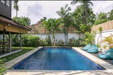 2 Bedrooms Villa For Yearly Rental Near Sunset Road, Seminyak