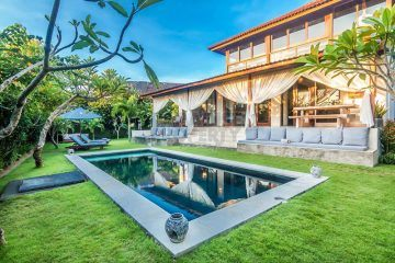 Cozy 3 Bedroom Villa in Great Location in Jl Bumbak, Umalas