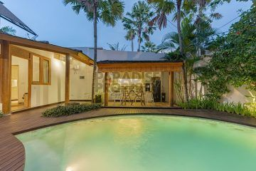 Tropical 2 Bedroom Villa in Berawa, Canggu for Mothly Rental