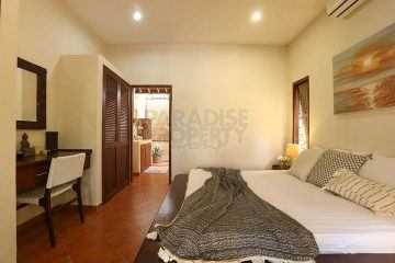 Tropical 2 Bedroom Villa for Sale in Canggu With Long Lease