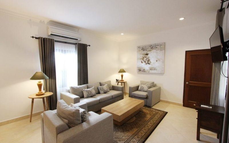2 Bedrooms Villa in Ungasan For Yearly Rental