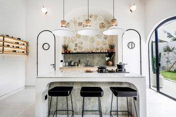 Tropical Chic – Designer 3 Bedroom Villa in Pererenan