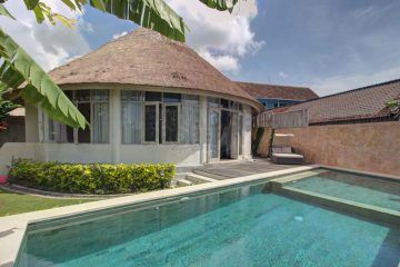 Investment Opportunity – 3 Villas for Sale with Long 42 Years Lease in Canggu