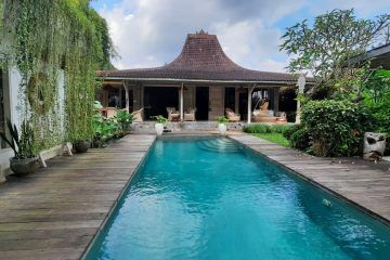 Luxury Joglo Property –  Quiet Location near Ubud Centre – Leasehold